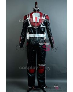 2015 Film Ant Man Uniform Cosplay Costume