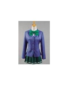 Accel World Chiyuri Kurashima School Students Cosplay Costume