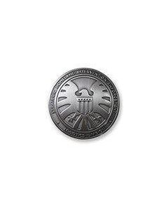 Agents of S.H.I.E.L.D. Shield Badge Replica Cosplay Prop