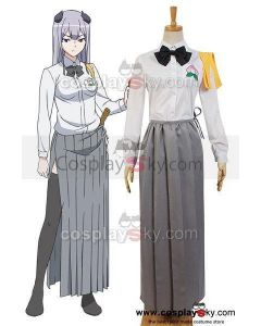 Ai Tenchi Muyo!Hachiko Gown Uniform Cosplay Costume