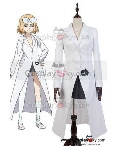 Ai Tenchi Muyo!Yuki Fuka Scientist Uniform Outfit Cosplay Costume