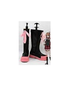 Akame ga KILL!  Chelsea Boots Cosplay Shoes