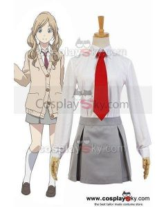 Aldnoah.Zero United Forces of Earth Nina Klein Cosplay Costume