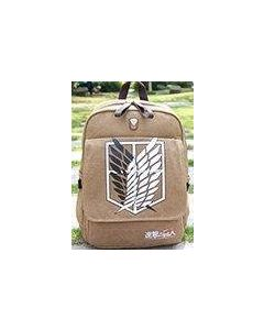 Attack on Titan Shingeki no Kyojin Backpack Shoulders Bag