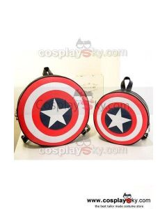 Avengers Captain America Shield Backpack Bag