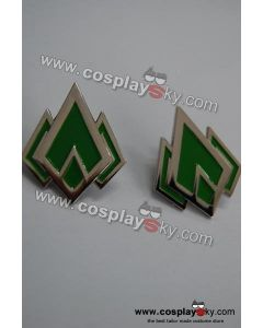 Battlestar Galactica Chef Petty Officer Pip/Pin Set for Costumes (Free shipping)