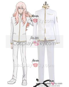 Cute High Earth Defense Club LOVE! Conquest Club Akoya Gero Uniform Cosplay Costume