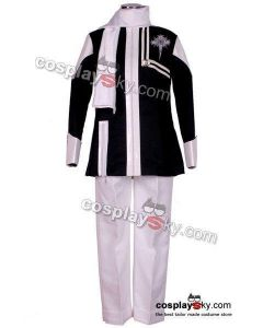 D.Gray Man Lavi Rabi Cosplay Costume 1