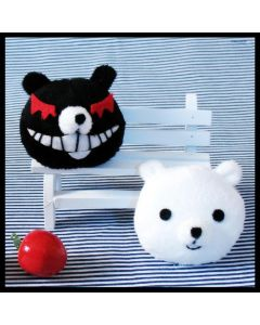 Danganronpa Monokuma Bobby Pin Cosplay Accessories