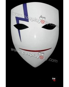 Darker than BLACK Hei Mask Cosplay Smile Version