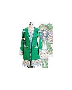 DATE A LIVE Yoshino Coat Dress Cosplay Costume