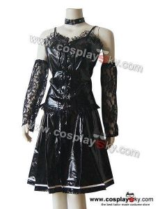 Death Note Amane Misa Cosplay Costume dress