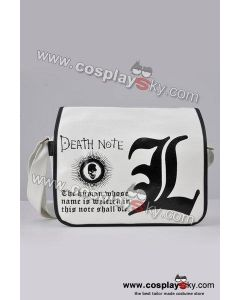 Death Note L Shoulder Bag Messenger Bag