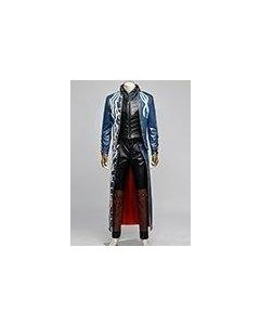 Devil May Cry 3 Game Vergil Cosplay Costume Full Set