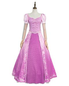 Tangled Rapunzel Tangled Ever After cosplay dress costume Pink