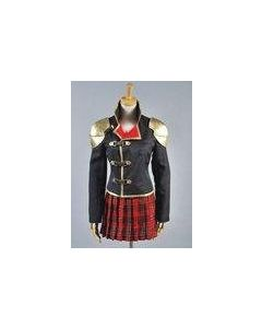 Final Fantasy Type-0 FF0 Seven Cosplay Costume Version B