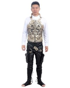 Final Fantasy XII FF12 Balthier Outfit Cosplay Costume
