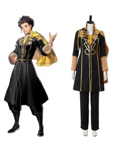 Fire Emblem: Three Houses Claude von Regan Cosplay Costume