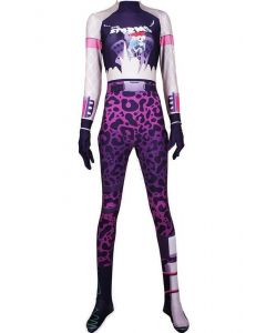 Fortnite Power Chord Outfit Cosplay Costume