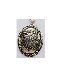 Game of Thrones Queen Cersei Lannister Lion Necklace Pendant