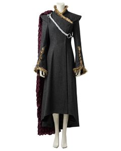 Game of Thrones Season 7 Daenerys Targaryen Dress Ver. 3 Cosplay Costume