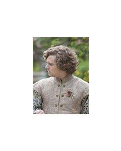 Game of Thrones Tyrell Rose Brooch Pin