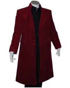 Johnny Depp Willy Wonka Charlie and the Chocolate Factory Jacket Costume