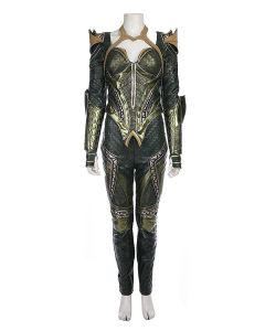 Justice League 2017 Movie Mera Outfit cosplay costume