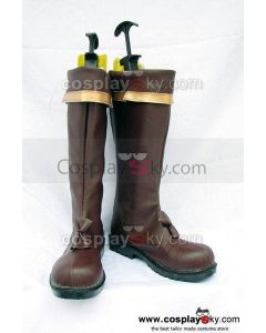 Lind Justice NOX Anime cosplay Boots shoes