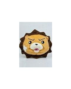 Lovely Bleach Lion Cartoon Plush Tissue Box