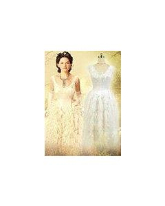Once Upon a Time Snow White Dress Cosplay Costume