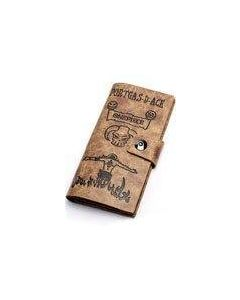 One Piece Portgas¡¤D¡¤ Ace Purse Wallet