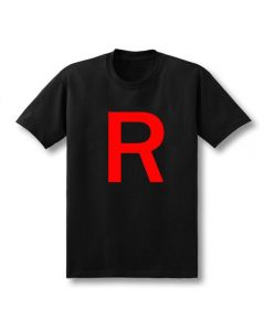 Pokemon Team Rocket Uniform Short Unisex T-Shirt