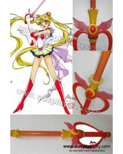 "Sailor Moon Tsukino Usagi 24"" Cosplay Wand"