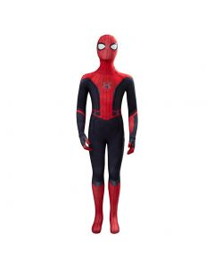 Spider-Man: Far From Home 2019 Fighting Cosplay Costume Ver. Kid Child