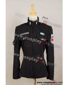 Stargate Universe SGU Female Black Uniform Costume Jacket