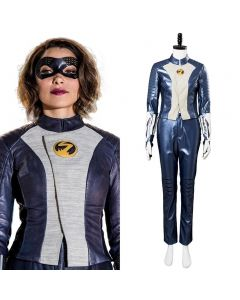 The Flash Nora Weiss Outfit Cosplay Costume