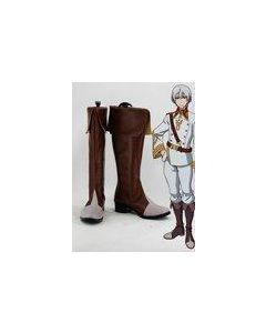 Valvrave the Liberator L-Elf Karlstein Cosplay Boots Shoes