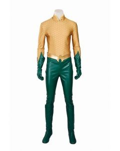 Young Justice Aquaman Orin Outfit Cosplay Costume